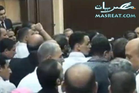 حبس رئيس تحرير جريدة الدستور