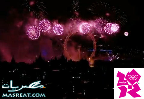 صور حفل ختام اولمبياد لندن٢٠١٢