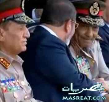 قرار الرئيس مرسي حول اقالة المشير محمد حسين طنطاوي وزير الدفاع