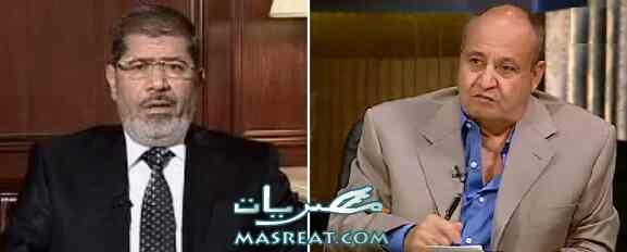 لقاء محمود سعد مع وحيد حامد