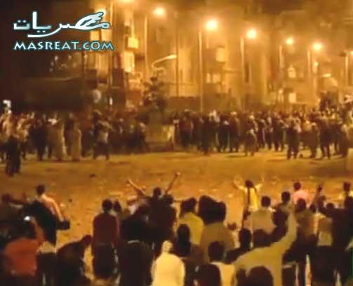 اخبار احداث مظاهرات المحلة الكبرى الاخيرة في الغربية بمصر اليوم
