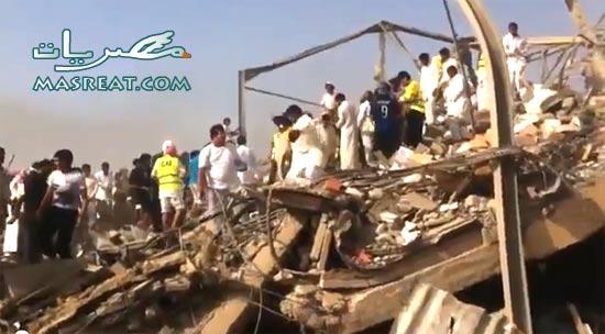 حادث انفجار شرق الرياض يخلف عشرات المصابين والقتلى بينهم مصري
