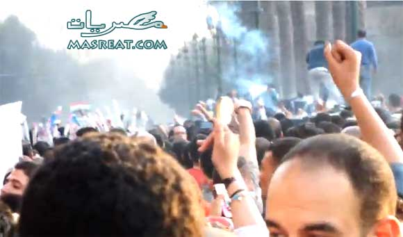 ميدان التحرير اليوم - اخبار احداث مظاهرات ومسيرات مصر الان