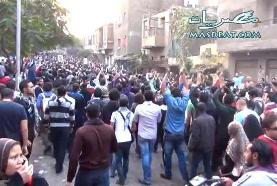 ميدان التحرير مباشر الان