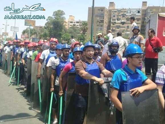 احداث ثورة 30 يونيو مظاهرات مصر الان