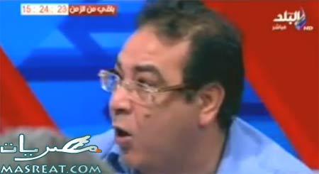 ايهاب الخولي ينهار بعد خطاب محمد مرسي على الهواء مباشرة يوتيوب