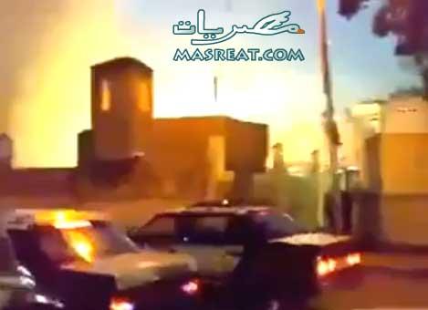 اخبار احداث تفجير قسم شرطة المنصورة وارهاب الجماعة في مصر اليوم