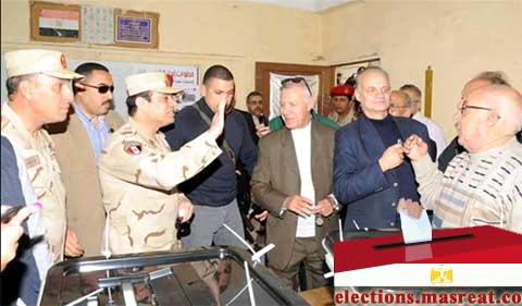 صور الفريق عبد الفتاح السيسي اليوم