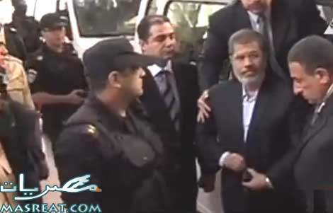 الان محاكمة محمد مرسي مباشر اليوم