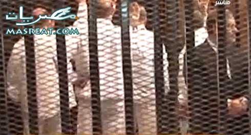 صور موعد محاكمة محمد مرسي بالساعة