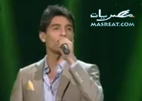 تسجيل البوم محمد عساف