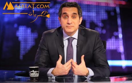 باسم يوسف البرنامج في حلقة جديدة عن انتخابات الرئاسة المصرية