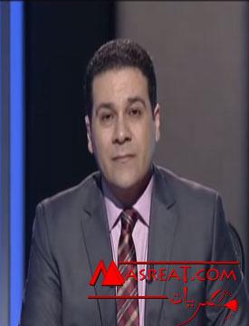 بالفيديو انفعال مظهر شاهين بعد مكالمة عن عودة الاخوان