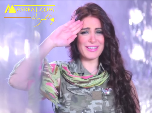 فيديو كليب اغنية ابن مصر عبد الفتاح السيسي للمطربة ميرنا وليد