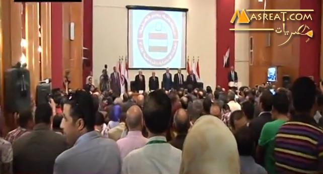 اللجنة العليا للانتخابات الرئاسية تعلن السيسي رئيساً لمصر