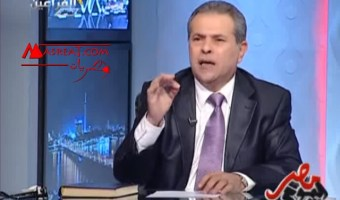 عودة بث قناة الفراعين توفيق عكاشة