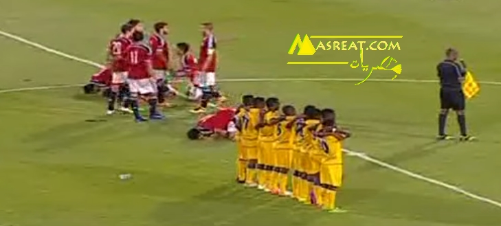 ميعاد مباراة منتخب مصر للشباب وانجولا