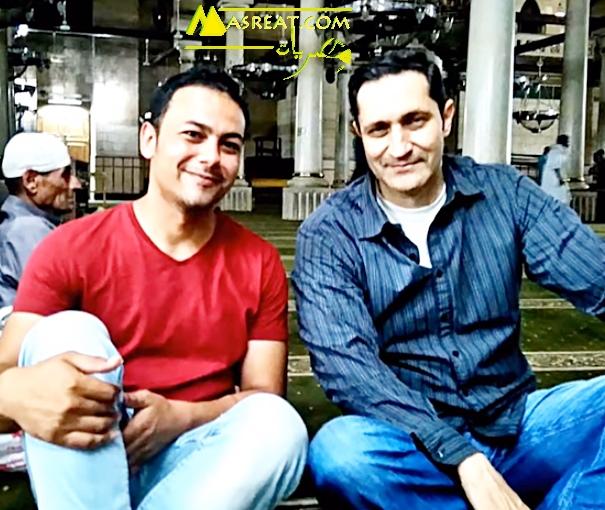 صورة علاء مبارك