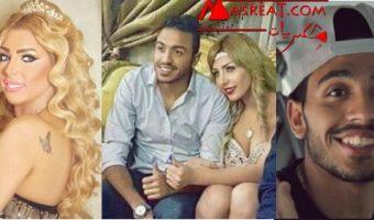 طليقة محمود كهربا لاعب نادي الزمالك