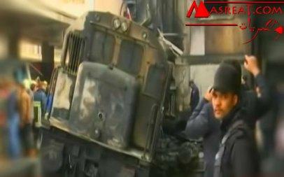اخر اخبار حادث محطة مصر