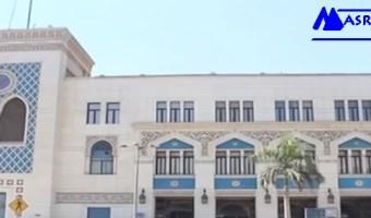 حادثة قطار محطة مصر