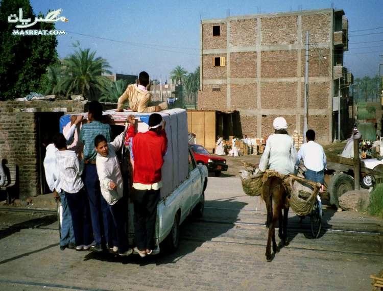 خمس طرق فقرية للخروج من بر مصر