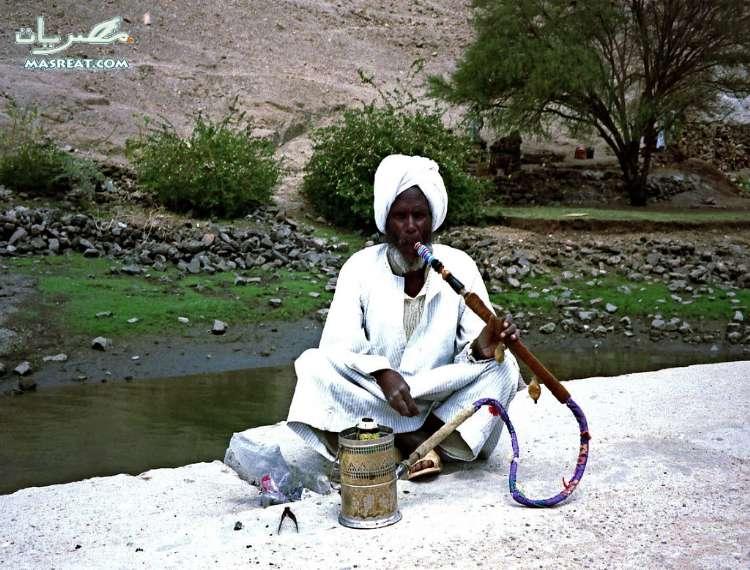 وادي كركور طلح.. ده في مصر على فكرة