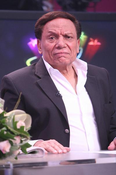 عادل إمام: لم أعتذر عن ناجي عطا الله .. ولكنه تأجل
