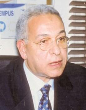هاني هلال وزير التعليم العالي
