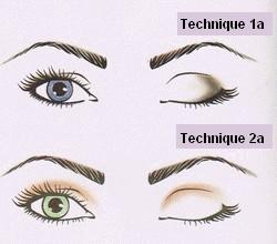 مكياج العين