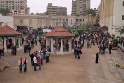التعليم الجامعي في مصر