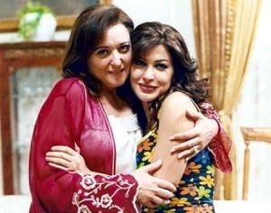 جومانا مراد ونهال عنبر في مسلسلات رمضان