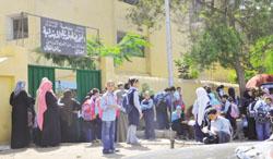 طلاب القاهرة هربوا.. انفلونزا الخنازير تثير الرعب في مدارس الجيزة