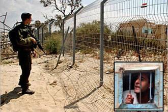 مساجين مصريين في السجون الاسرائيلية