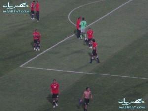 منتخب مصر للشباب2009 مع ايطاليا في كأس العالم للشباب