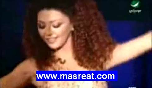ميريام فارس رقص بلدي   رقص شرقي   فيديو