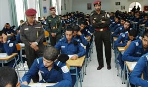 لا تأجيل للدراسة في كلية الشرطة