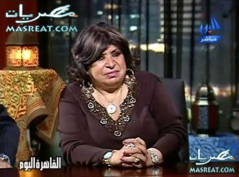 من هي سامية فهمي الحقيقية في لقاء مع عمرو اديب ..فيديو