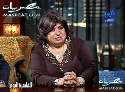 سامية فهمي الحقيقية مع عمرو اديب