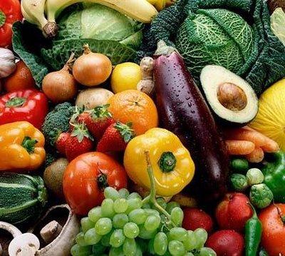 اكلات من الخضار والفواكه تحميك من الامراض