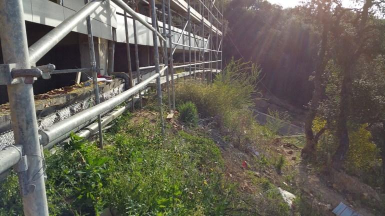 Construcció mur verd 05
