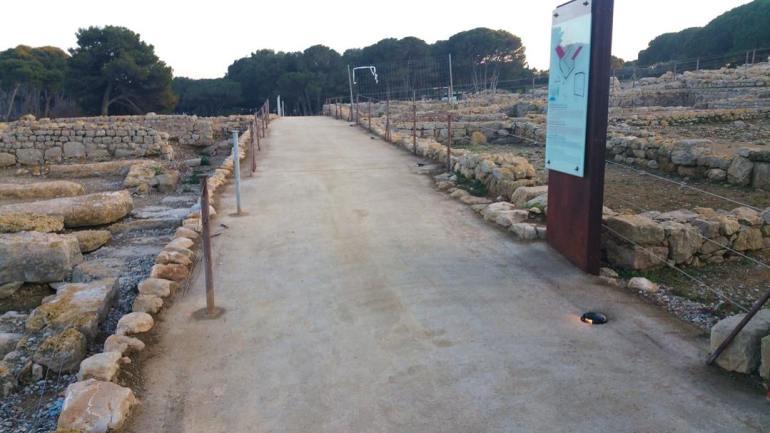 Després SAULO SOLID ruines Empúries