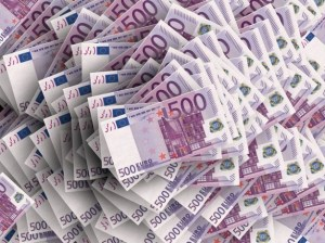 bill-euro-dollaro-moneta-segno-pila-soldi_121-96289