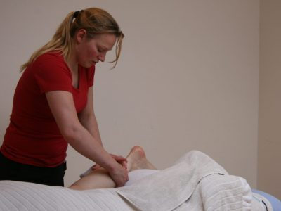 massage voor beginners