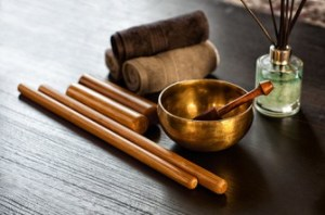 houten massage stick, massage, bamboo ,
