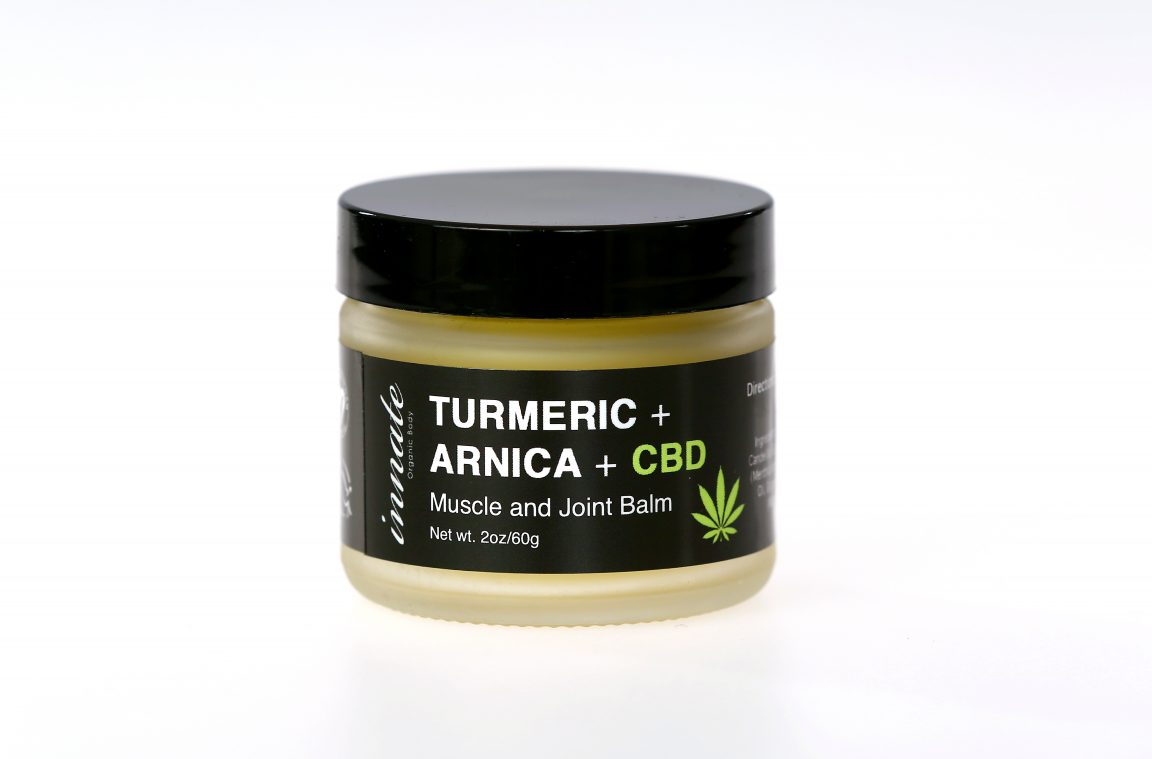 Arnica Turmeric Cbd Muscle And Joint Balm Products