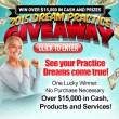 Dream Practice Giveaway Info