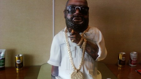 Rick Ross Birthday Party!!