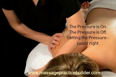 massagepressure