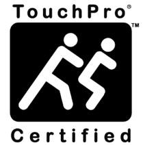TouchPro gecertificeerd